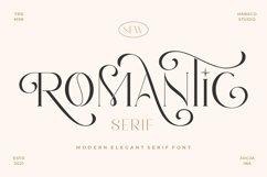 Romantic Sans Product Image 1