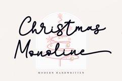 Christmas Monoline Product Image 1