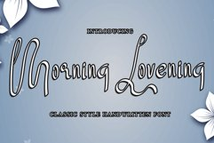 Morning Lovening Product Image 1