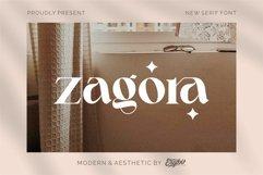 Zagora - Modern Font Product Image 1