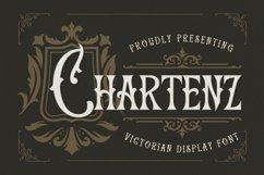 Chartenz Font Product Image 1