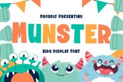 Munster Font Product Image 1