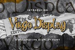 Virgo Display - Haunted Display Font Product Image 1