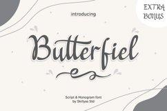 Butterfiel - Script & Decorative Font Product Image 1