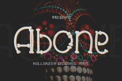Abone Font Product Image 1