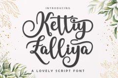 Kettiy Zalliya Script Product Image 1