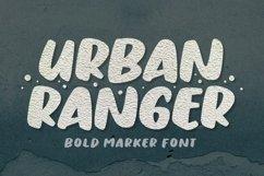 Urban Ranger - Bold Display Font Product Image 1