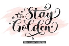 Stay Golden Product Image 1