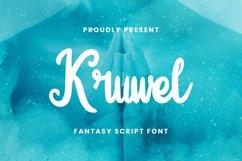Kruwel Font Product Image 1