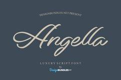 Angella Font Product Image 1