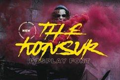Konsur Font Product Image 1