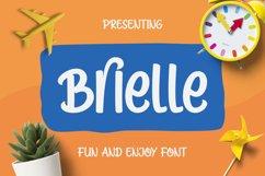 Brielle Font Product Image 1