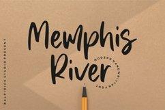 Memphis River Modern Handwritten Font Product Image 1