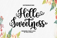Hello Sweetness Product Image 1