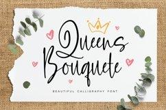 Queens Bouquete Font Product Image 1