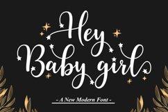 Hey Baby Girl Product Image 1