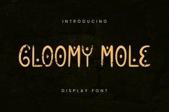 Gloomy Mole Font Product Image 1