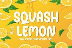 Squash Lemon Product Image 1