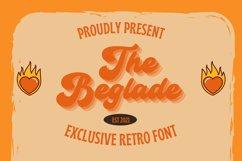 Beglade Font Product Image 1