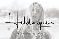 Web Font - Hildaquin Product Image 1