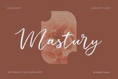 Mastury - Modern Calligraphy Product Image 1