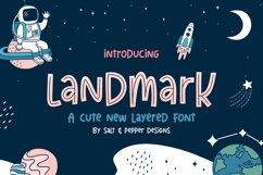 Landmark Font Trio Product Image 1