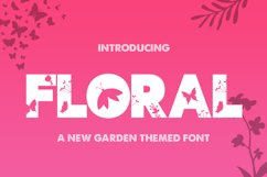 The Silhouette Font Bundle - Volume 01 Product Image 5