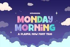 Monday Morning Font Product Image 1