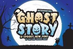 The Halloween Font Bundle Product Image 2