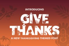 The Silhouette Font Bundle - Volume 02 Product Image 5