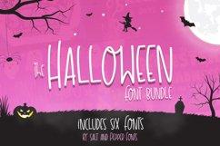The Halloween Font Bundle Product Image 1