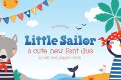 Little Sailor Font Duo Product Image 1