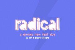 Radical Font Duo Product Image 1