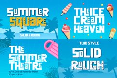The Summer Vibes Collection Font Bundles Product Image 2