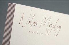 Heisenberg Signature Font Product Image 2