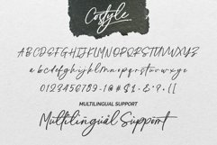 Costyle - A Handriwtten Font Product Image 5