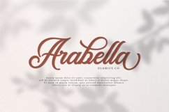 Tequilla Creature   Bold Calligraphy Fonts Product Image 3
