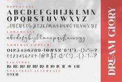 Dream Glory   A Stylish Font Duo Product Image 5