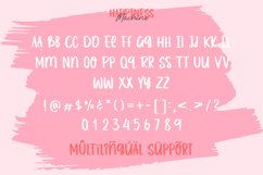 Happiness Machine - Font Duo Product Image 3