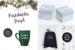 The Winter Font Bundle Product Image 6