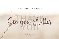Mayoras - Handwriting Script Font, Cricut font, silhouette Product Image 2