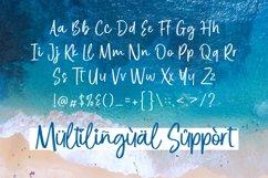 Web Font - Blue Season Product Image 6