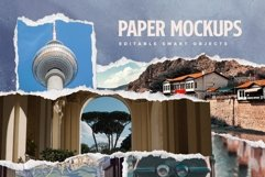 Torn Paper Cliparts & Mockups Product Image 4