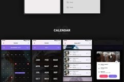 Panda Mobile UI Kit Product Image 18
