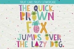 Fruit Cake Handwritten Font Product Image 2