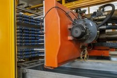 Equipment for the manufacture of preforms for plastic bottle Product Image 1