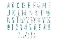 Web Font Line Flat font line flat icon Product Image 3