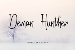 Demon Hunther Product Image 1