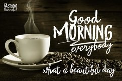 Web Font The Morning Sky Font Duo Product Image 5