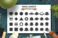 568 Vintage Objects and Badges Product Image 2